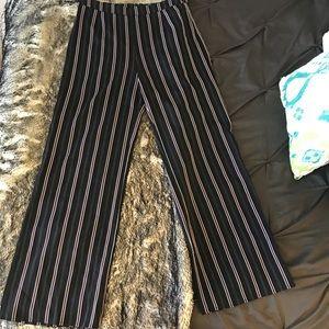 Windsor Wide Leg High Waisted Pants
